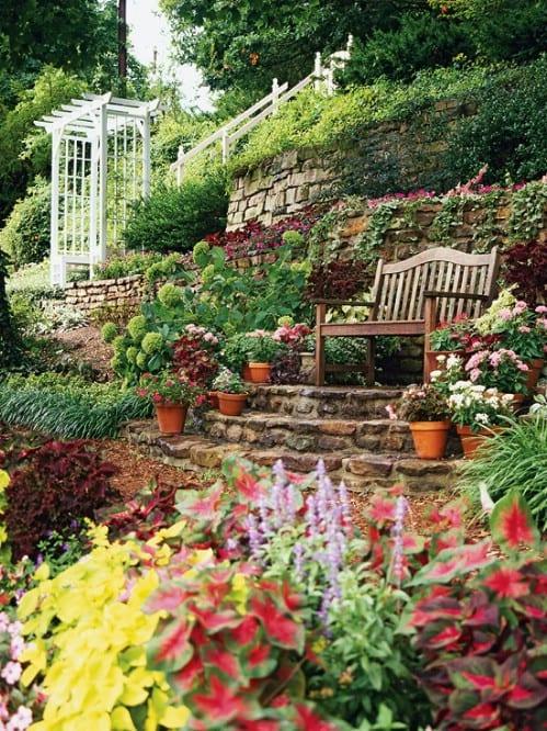 Как да направим красива градина