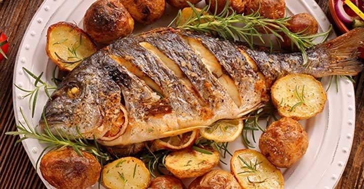 Яденето на риба е много важно