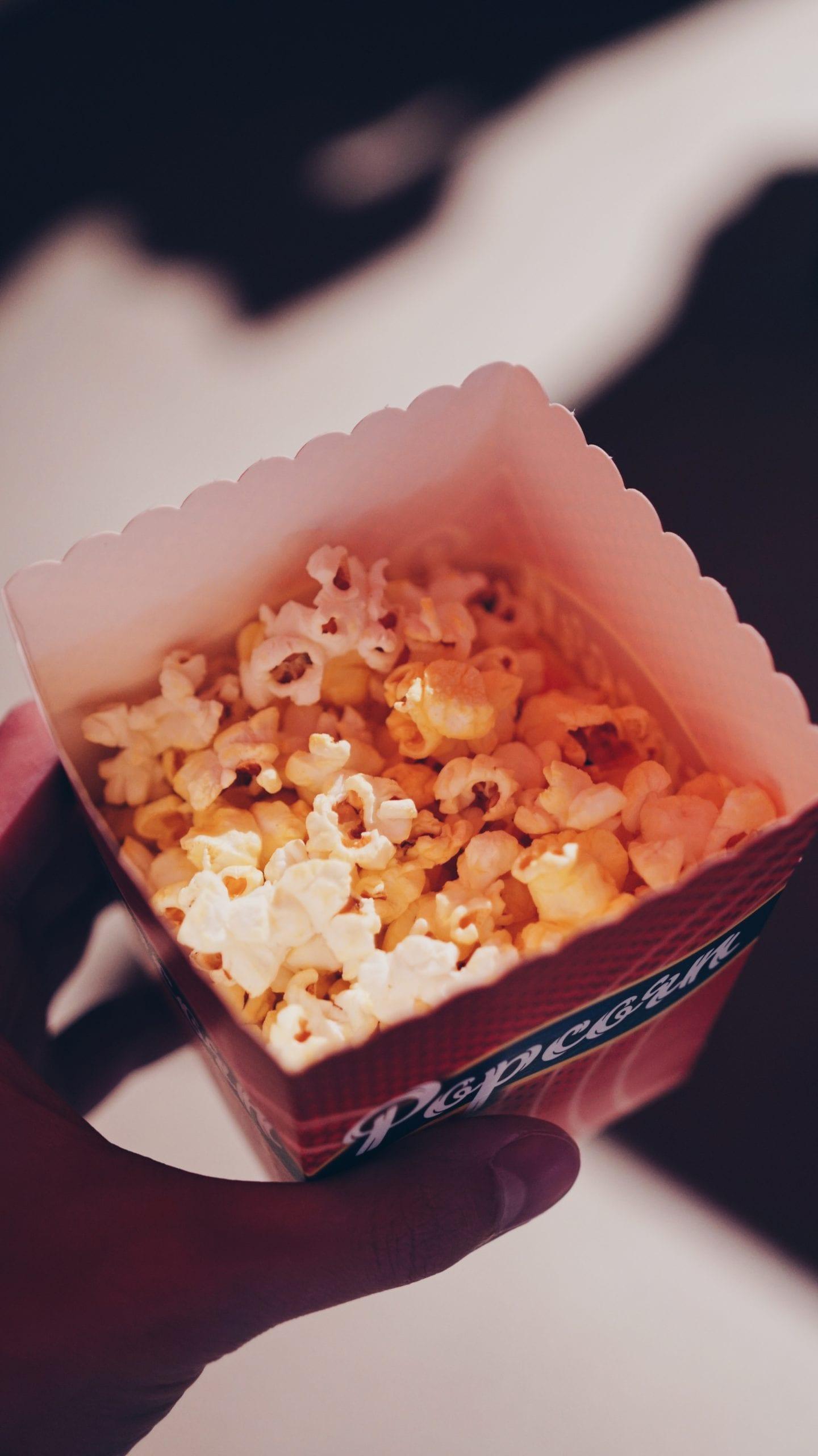 Гледане на филми, докато скучаем