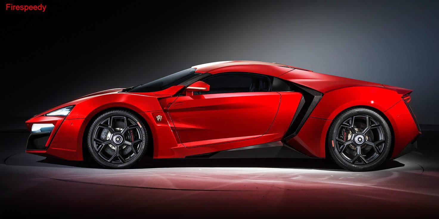 най-скъпите коли в света за 2020 г.