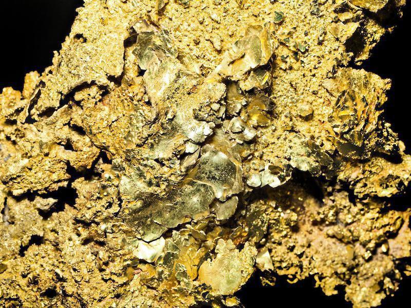 Запасите от злато в света ще стигнат, за да се покрие цялата земя.