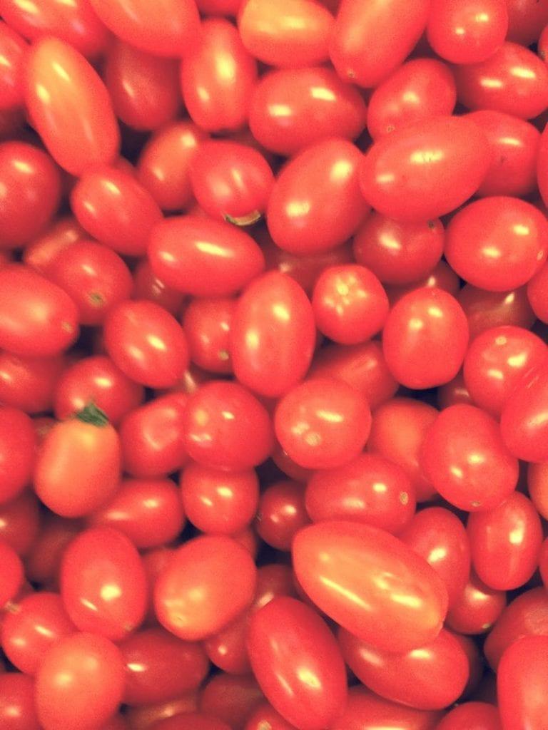 Прибирането на узрелите домати трябва да направим най-късно преди падането на сланите.