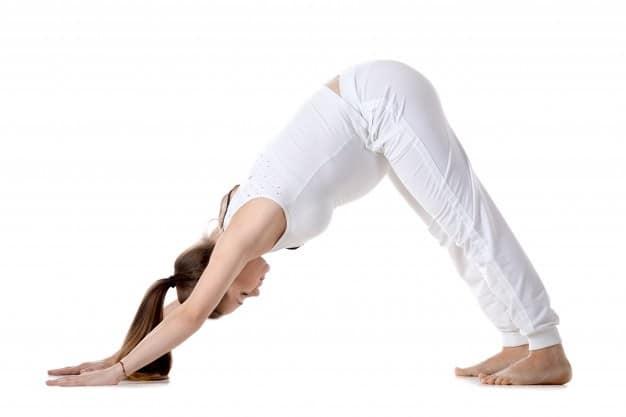 Как да започнем да практикуваме йога - поза гледащо надолу куче
