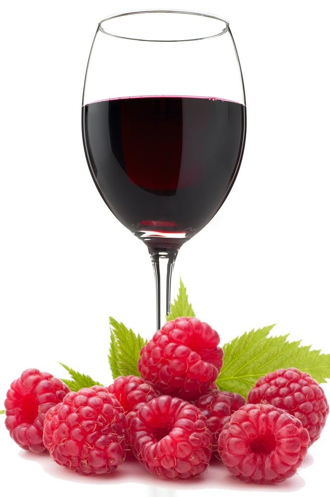 Как да направим малиново вино. Рецепти за малиново вино. Вино от малини.