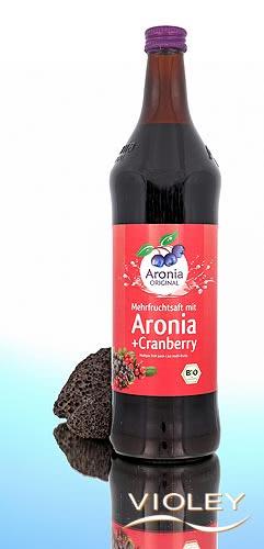 Как да направим сок от арония