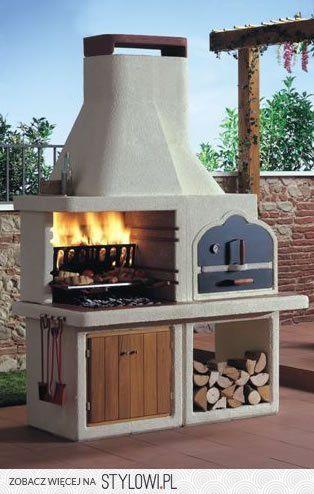 Как да направим зидано градинско барбекю?