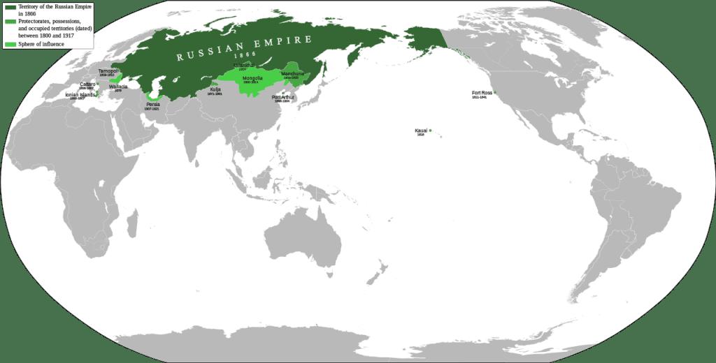 Руската империя - най-великите империи в света