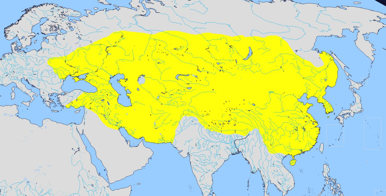 Монголската империя - най-великите империи в света