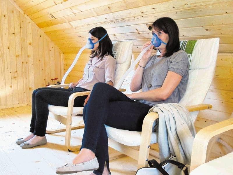 Как да практикуваме апитерапия с кошерен въздух. Дишане на кошерен въздух.