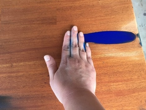 Unicorn spit размазване на боя - Как да боядисваме с unicorn spit технологията