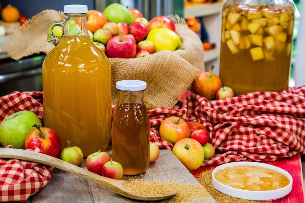 Как да направим домашен ябълков оцет с пчелен мед. Kак да направим домашен ябълков оцет?