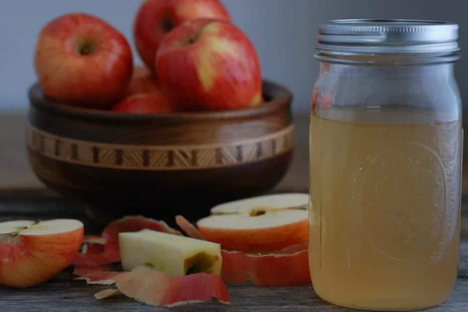 Как да направим домашен ябълков оцет
