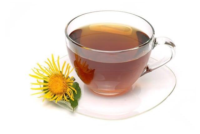 Чай от бял оман - идеален за бронхите. Как да използваме бял оман?