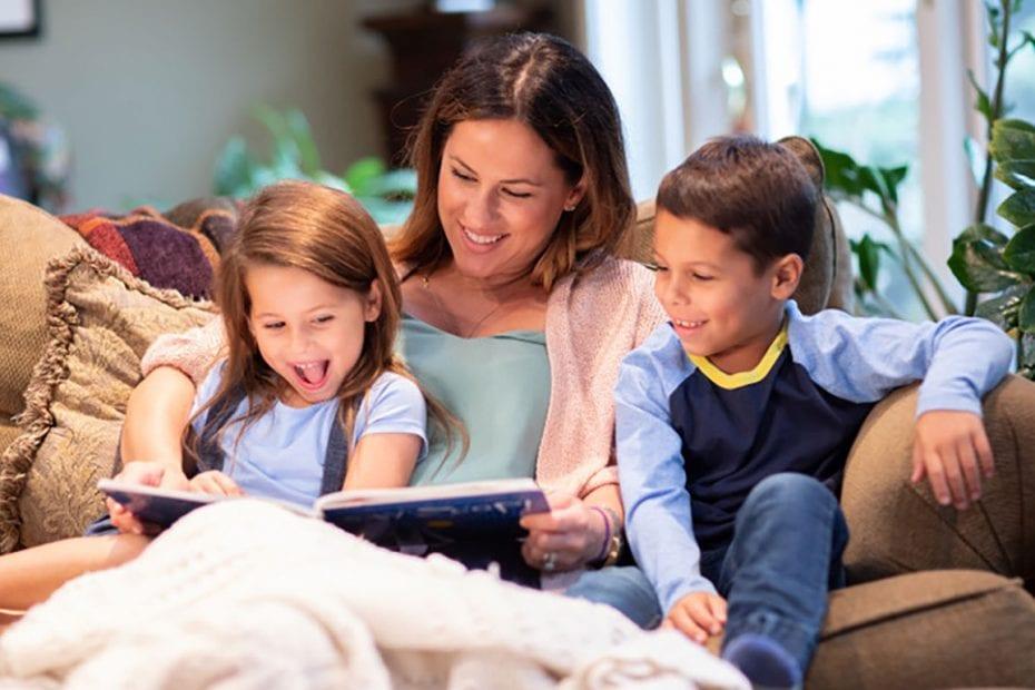 Как да накараме децата да четат книги