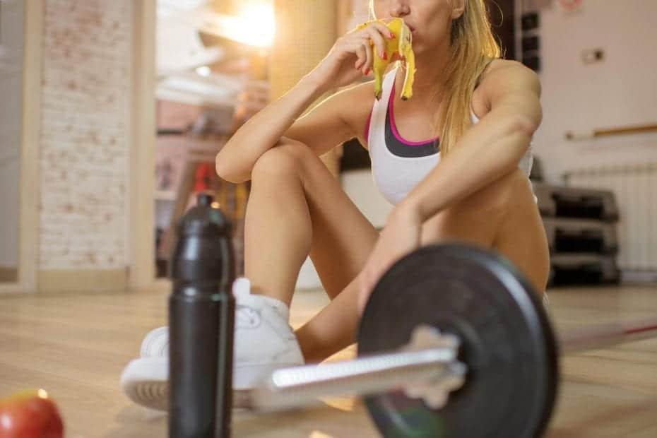 Как да се храним след фитнес тренировка