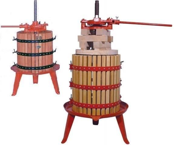Преса за грозде (гроздов сок). Как да направим сок от грозде с преса за грозде?
