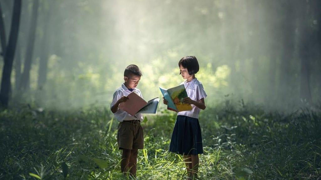 Преживейте книгата - как да накараме децата ни да четат повече книги