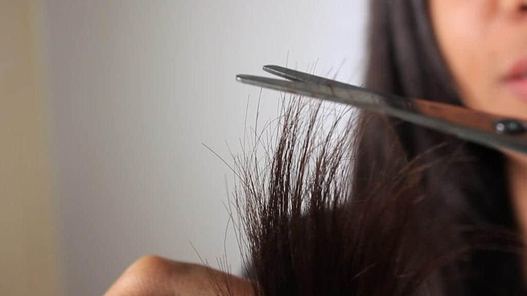 Подрязване на краищата на косата - как да накараме косата да расте?