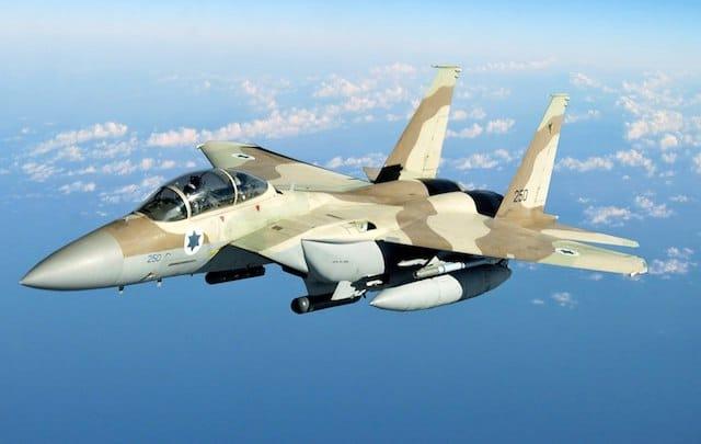 Военновъздушни сили на Израел