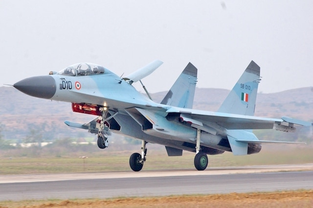 Най-силните военновъздушни сили в света - Индия.