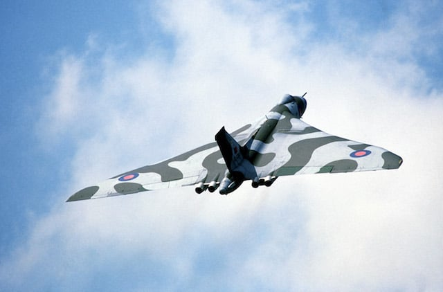 Военновъздушни сили на Обединеното Кралство.