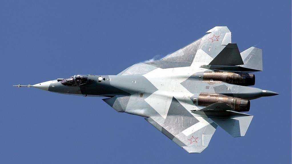 Най-силните военновъздушни сили в света - Русия