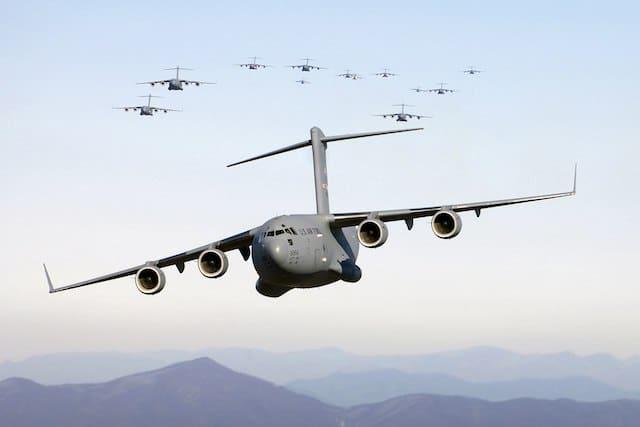 Най-силните военновъздушни сили в света - САЩ