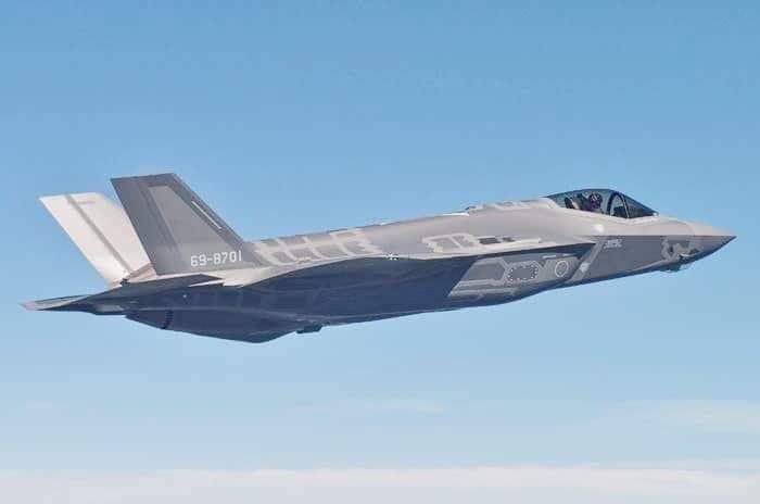 Най-силните военновъздушни сили в света - Япония