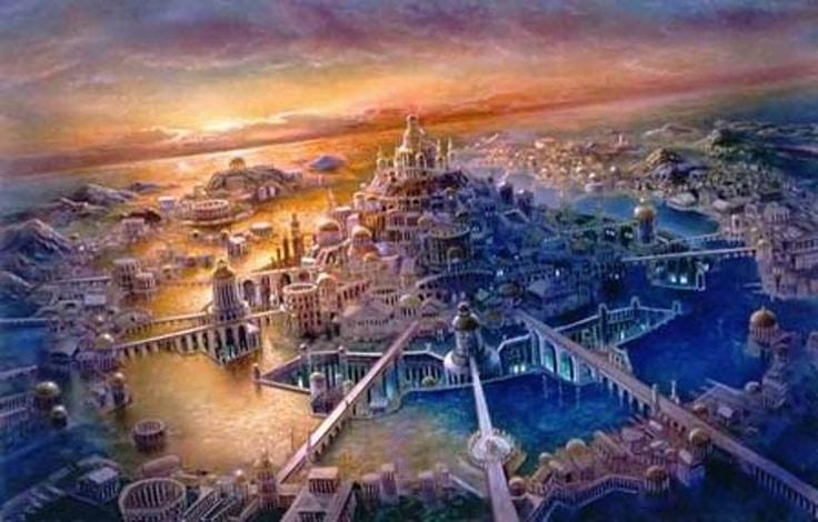 Атлантида - най-древните цивилизации в света