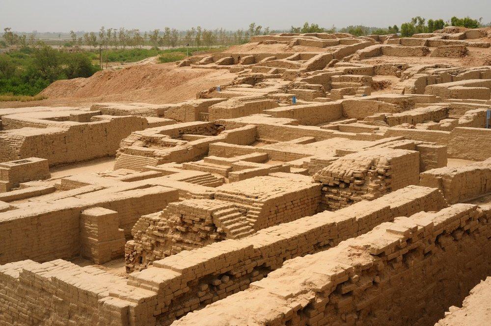 Индска или Харапска цивилизация