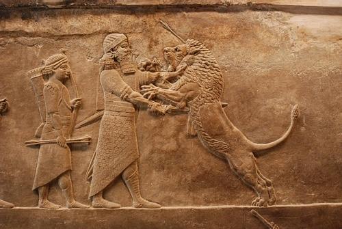 Месопотамската цивилизация