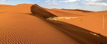 Пустинята Намиб - места на които хората не са стъпвали.