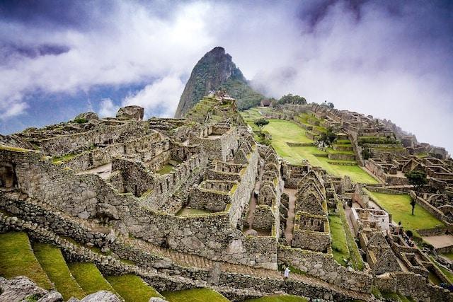 Мачу Пикчу - изключително загадъчни руини от цял свят.