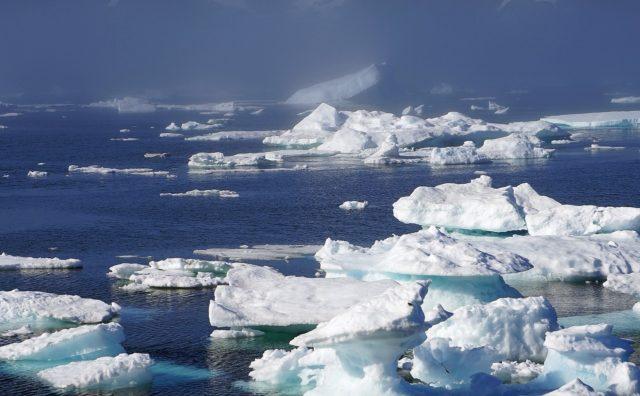 Гренландия Северните острови - места на които хората не са стъпвали.