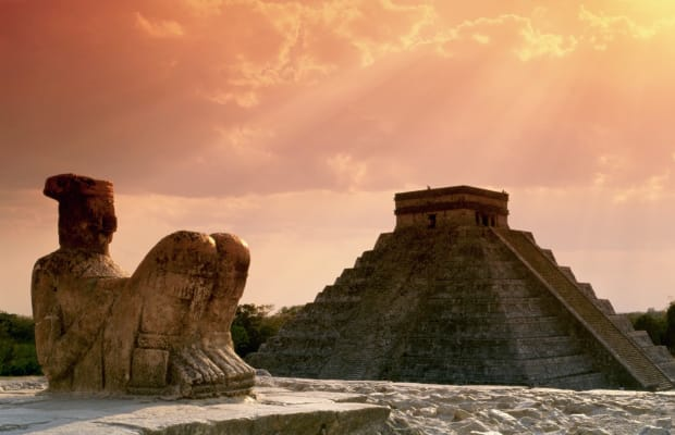 Цивилизацията на маите