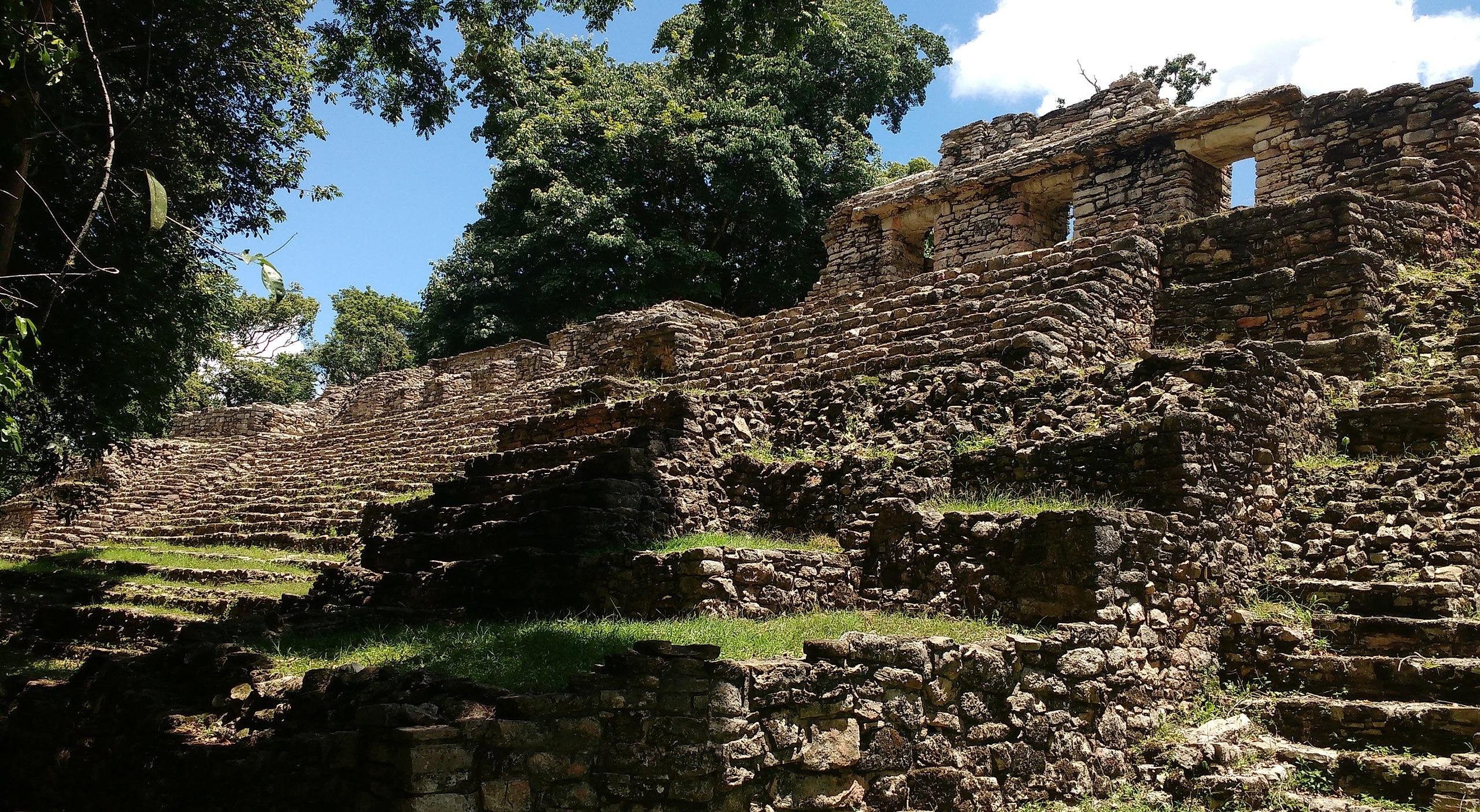 Яксчилан, Чиапас, Мексико - изключително загадъчни руини от цял свят.