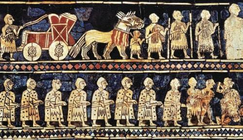 Шумерската цивилизация - най-древните цивилизации в света