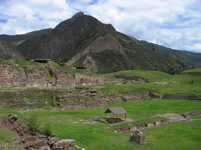 Руините на Чавин де Хуантар в Перу - изключително загадъчни руини от цял свят.