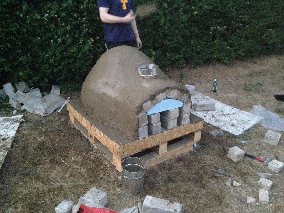Създаване на външен бетонов слой