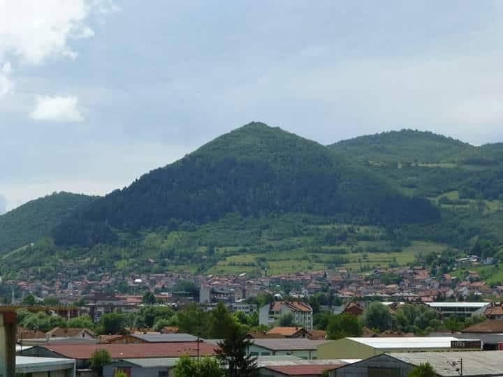 Босненските пирамиди - изключително загадъчни руини от цял свят.