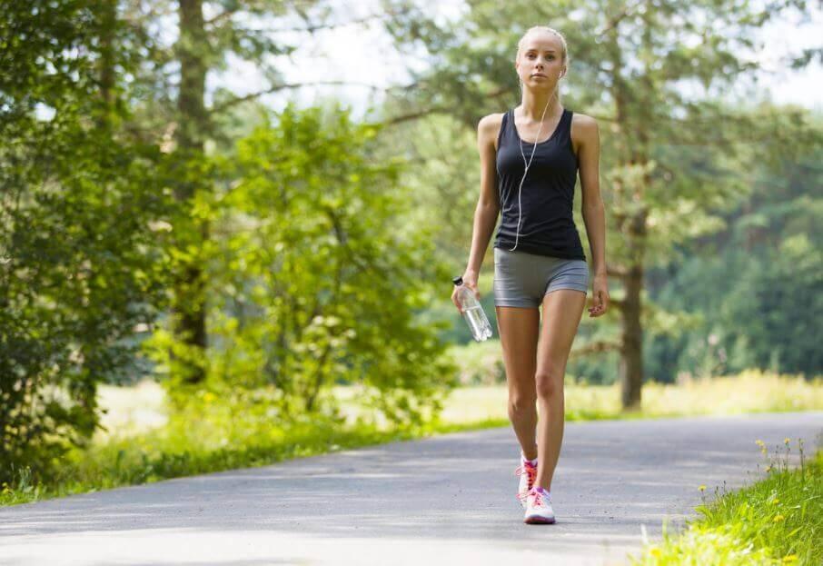 Ежедневни разходки за отслабване