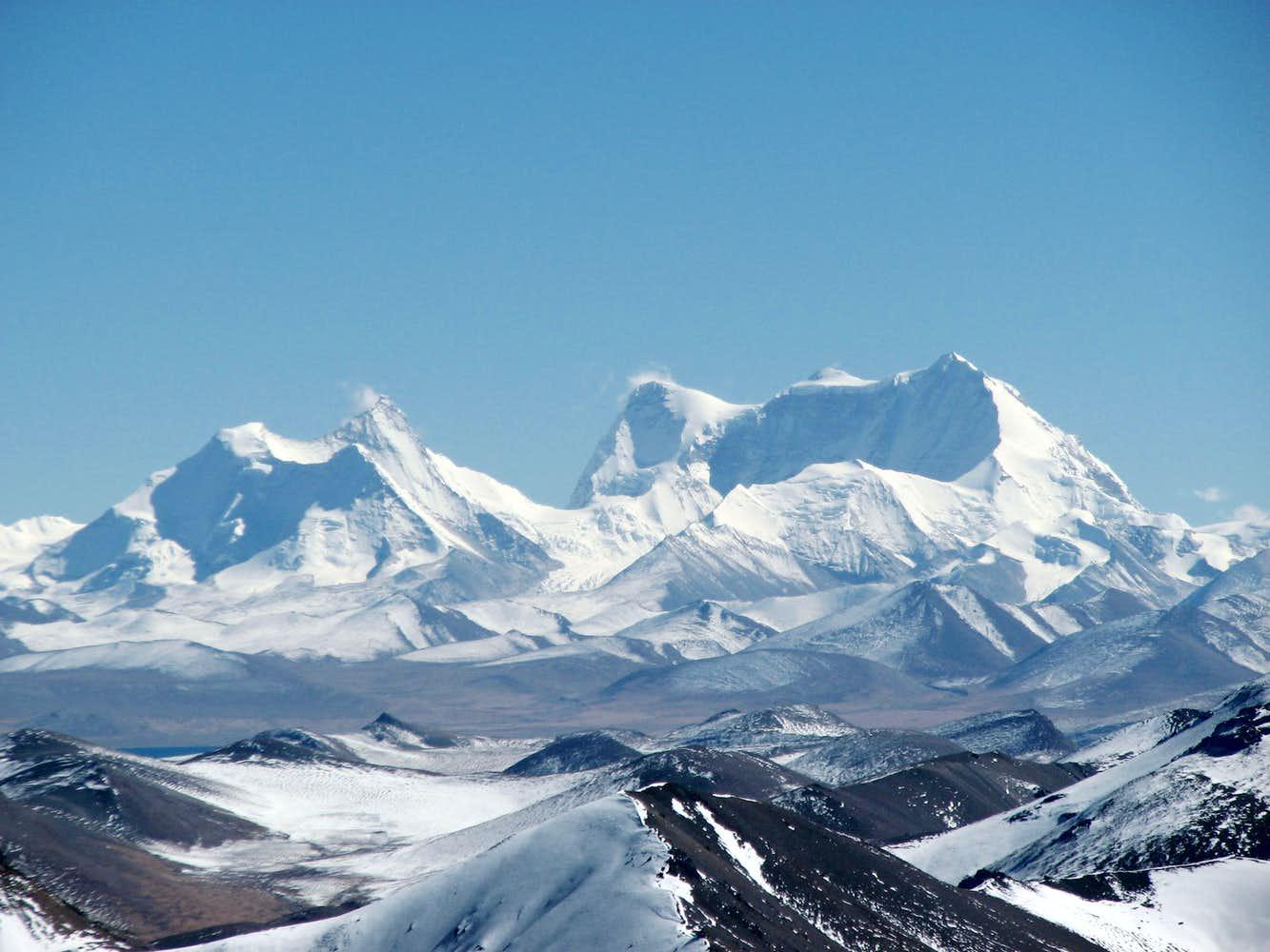 Карджианг I, Тибет - места на които хората не са стъпвали.