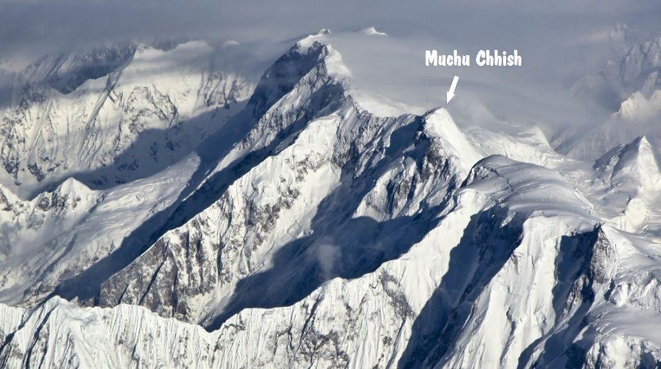 Muchu Chhish, Пакистан