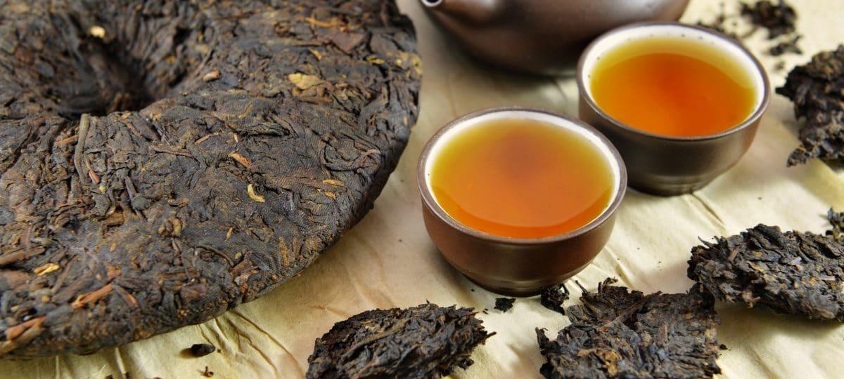 Пу-Ер чай - чай за отслабване - как да отслабнем с чай