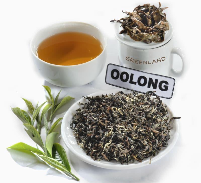 чай Улонг (черен дракон) - как да отслабнем с чай