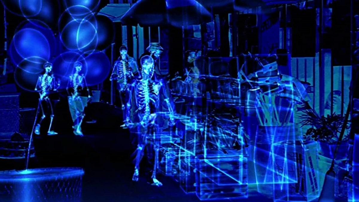 Рентгенова визия - оръжия от научната фантастика