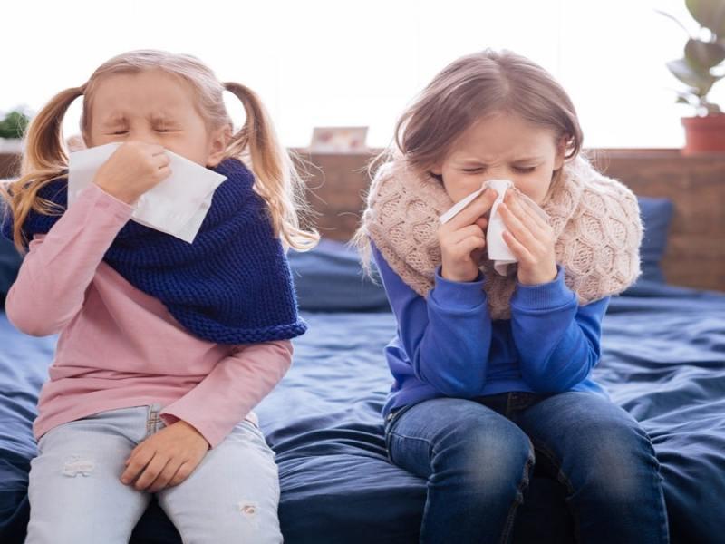Как да предпазим децата от грип и настинки с пчелни продукти