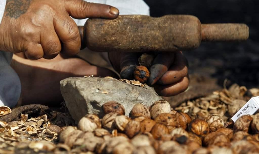 Как да се лекуваме с черупки от орехи - как да се храним при депрсия