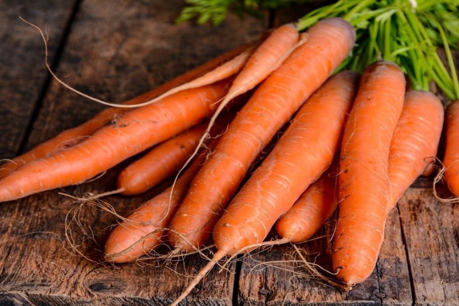 Как да съхраним морковите за зимата