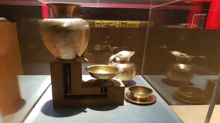 Древна машина работеща с монети